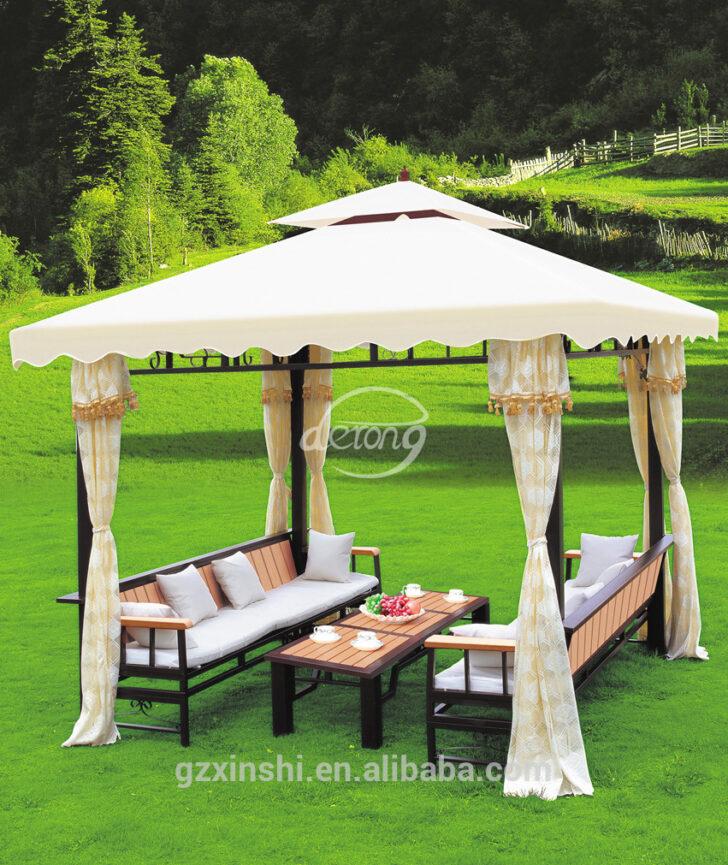 Medium Size of Pavillon Eisen Hausgarten Wasserdichte Zelt Outdoor Leisure Metall Garten Wohnzimmer Pavillon Eisen
