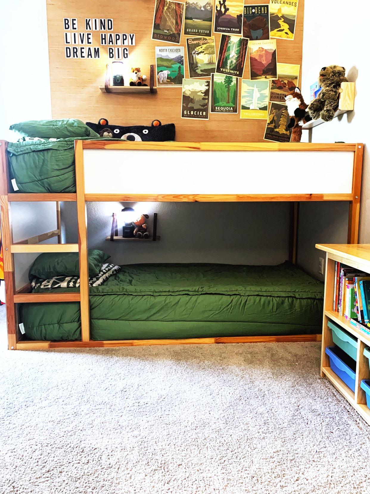 Full Size of Ikea Kura Hack House Bed Montessori Storage Floor Hacks Pinterest Slide Ideas Bunk With Pegboard Jill Krause Wohnzimmer Kura Hack