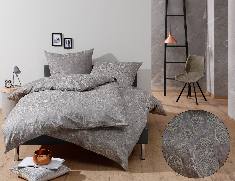 Full Size of Bettwäsche 155x220 Bettwsche Davos Grn Kaufen Bettwaesche Mit Stil Sprüche Wohnzimmer Bettwäsche 155x220