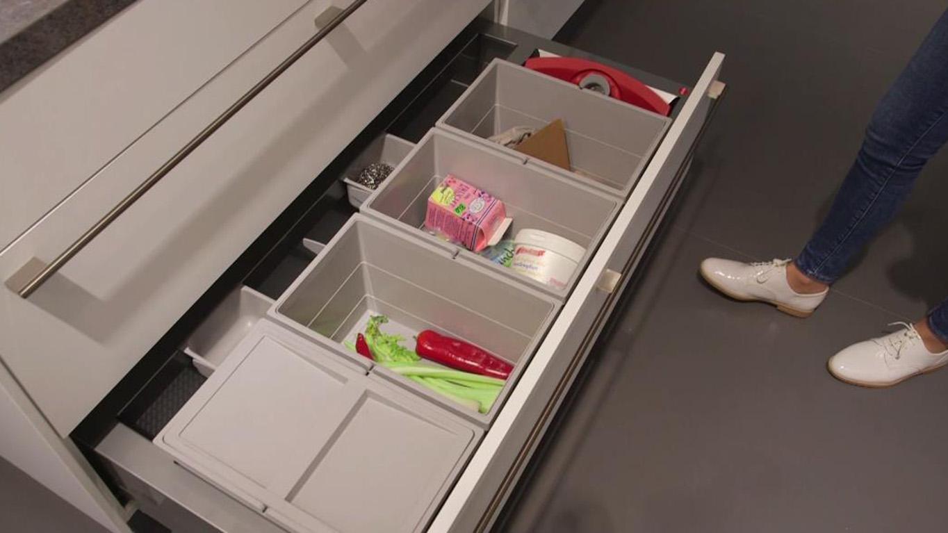 Full Size of Apothekerschrank Halbhoch Unser Stauraumwunder Nobilia Kchen Küche Wohnzimmer Apothekerschrank Halbhoch
