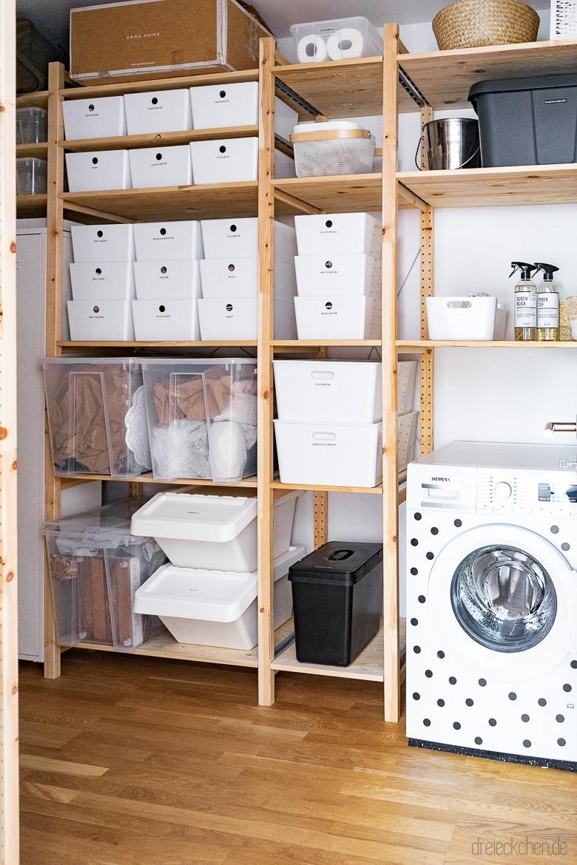 Full Size of Ikea Hauswirtschaftsraum Planen Ordnungssystem Mit Tipps Fr Aufbewahrung In Abstellraum Und Kche Miniküche Kleines Bad Küche Kosten Kostenlos Sofa Wohnzimmer Ikea Hauswirtschaftsraum Planen
