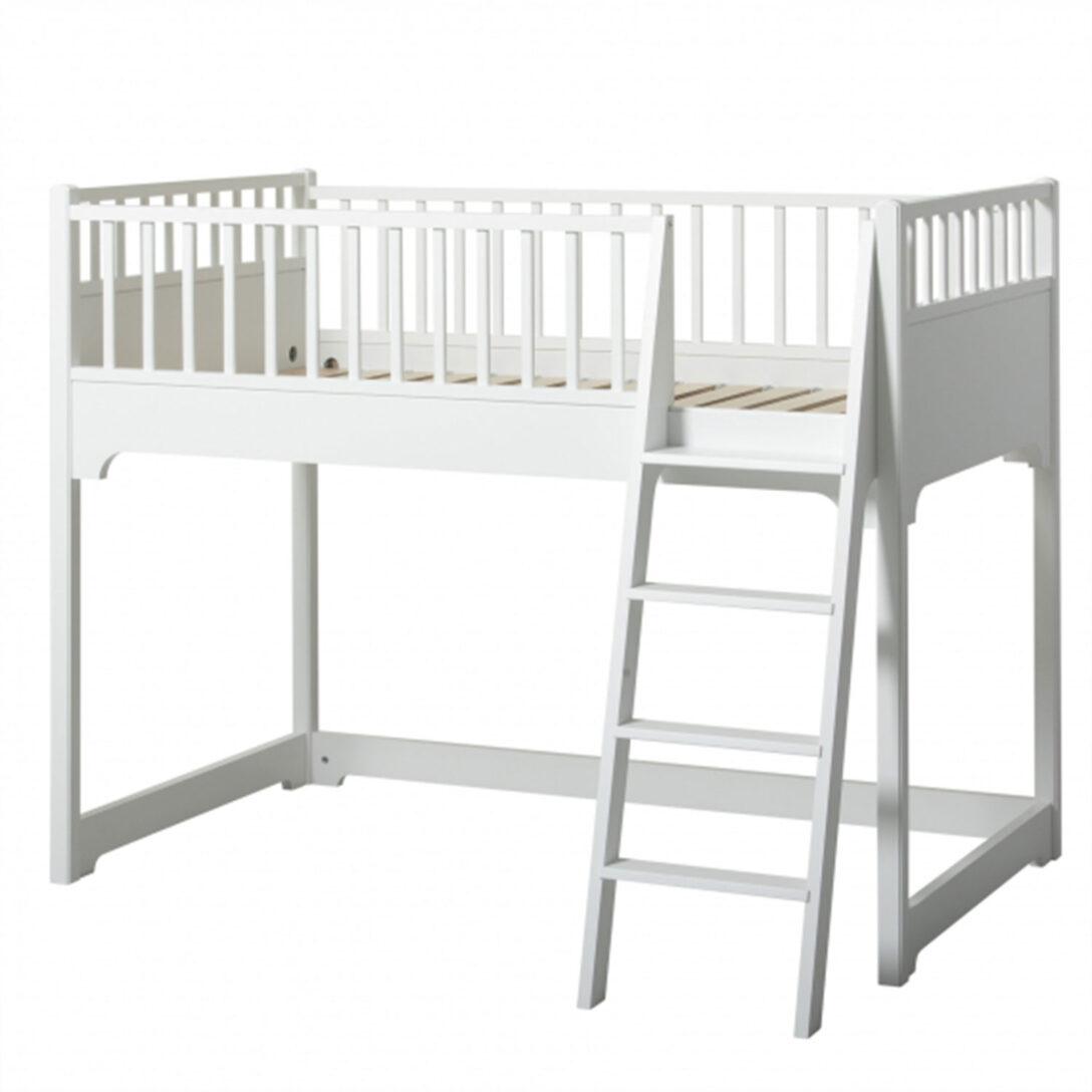 Large Size of Halbhohes Hochbett Oliver Furniture Seaside Junior Collection Bett Wohnzimmer Halbhohes Hochbett