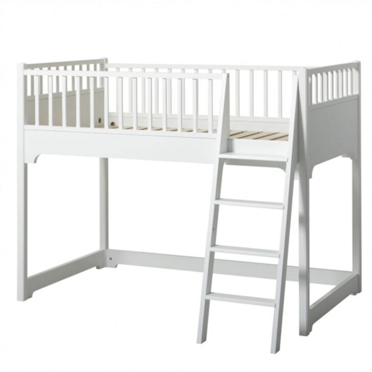 Medium Size of Halbhohes Hochbett Oliver Furniture Seaside Junior Collection Bett Wohnzimmer Halbhohes Hochbett