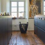 Freistehende Küchen Moderne Kche In Alter Villa Werkhaus Kchen Designkchen Aus Küche Regal Wohnzimmer Freistehende Küchen