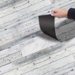 Küchenboden Vinyl Kuke Bodenaufkleber Selbstklebend 20x300 Cm Küche Vinylboden Im Bad Verlegen Fürs Wohnzimmer Badezimmer Wohnzimmer Küchenboden Vinyl