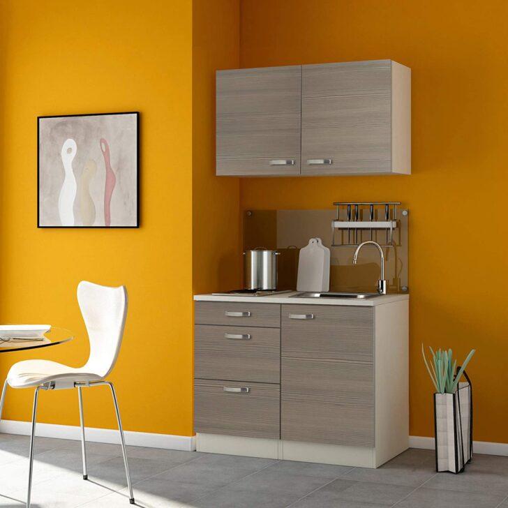 Medium Size of Amazonde Singlekche Toledo Minikche Mit Elektro Kochfeld Und Ikea Miniküche Stengel Roller Regale Kühlschrank Wohnzimmer Miniküche Roller