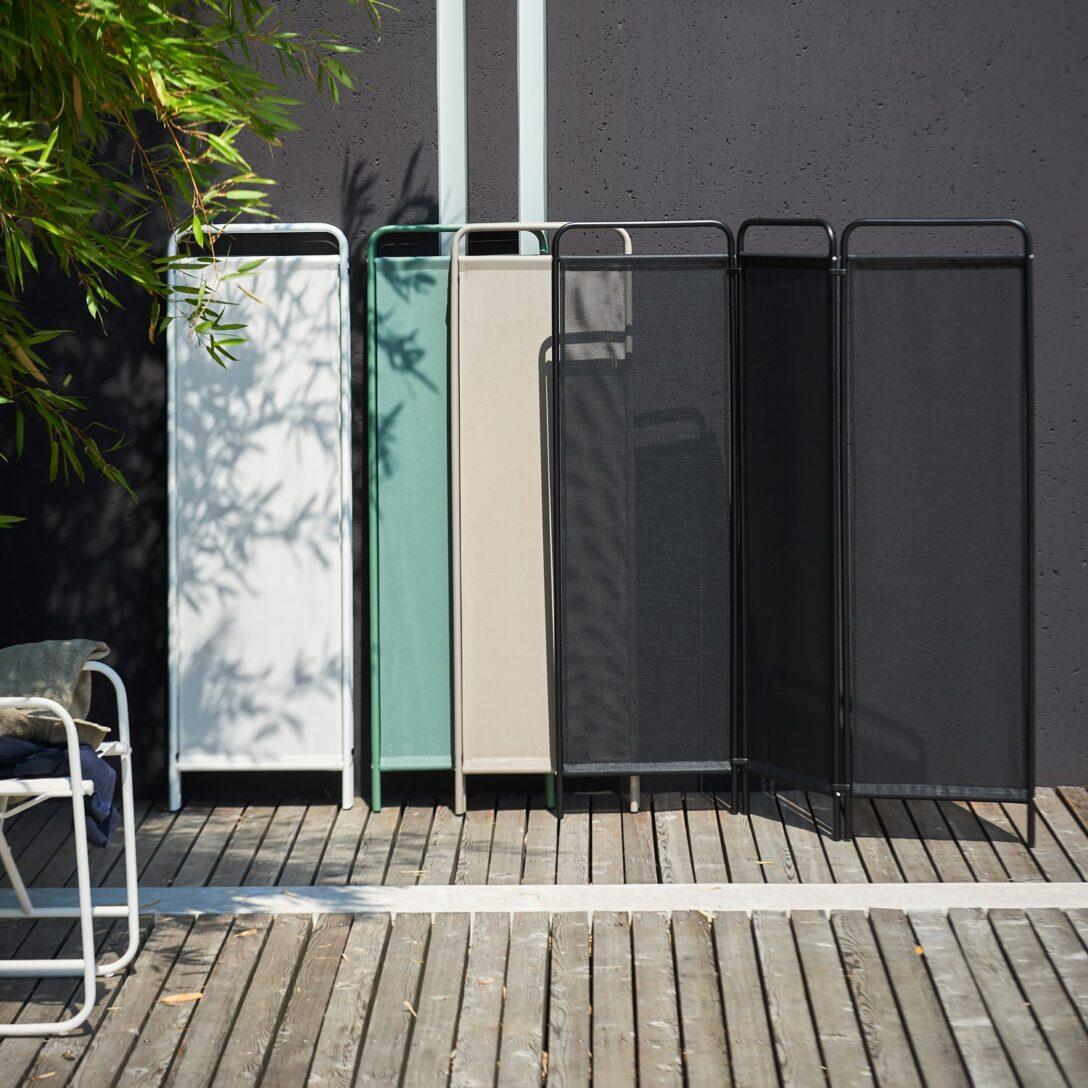 Large Size of Jankurtz Sichtschutz Fiam Paravent Wei Romodo Outdoor Küche Edelstahl Kaufen Garten Wohnzimmer Outdoor Paravent