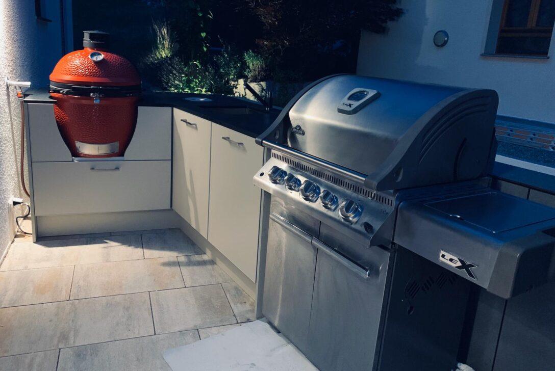 Large Size of Amerikanische Outdoor Küchen Grillmodule Outdoorkche Gartenkche Proks Küche Kaufen Amerikanisches Bett Betten Edelstahl Regal Wohnzimmer Amerikanische Outdoor Küchen
