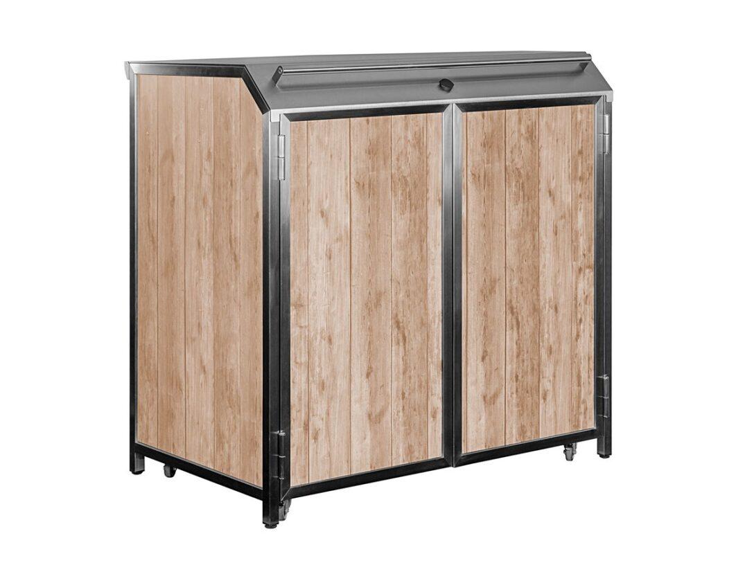 Large Size of Stengel Outdoorkche In Robuster Duplebox Mobile Küche Wohnzimmer Mobile Outdoorküche