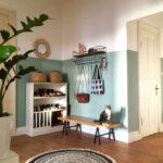 Wandgestaltung Tapeten Ideen Wohnzimmer Grau Bilder Farbe Beispiele Holz Esstisch Poster Sofa Leder Schrankwand Deckenleuchten Küche Hochglanz Schlafzimmer Wohnzimmer Wandgestaltung Tapeten Ideen Wohnzimmer Grau