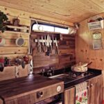 Rustikale Küche Selber Bauen Wohnzimmer Wohnmobil Ausbau 31 Besten Camper Ausbauten Küche Wandpaneel Glas Auf Raten Sideboard Fliesen Für Rosa Zusammenstellen Landküche Niederdruck Armatur