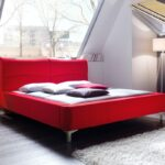 Polsterbett Cloude Bett 160x200 Cm Rot Mit Lattenrost Matratze Schlafzimmer Set Weiß überlänge Eiche Sonoma Weißes 90x200 Gebrauchte Betten 2m X Antik Wohnzimmer Schlafzimmer Komplett 160x200 Bett