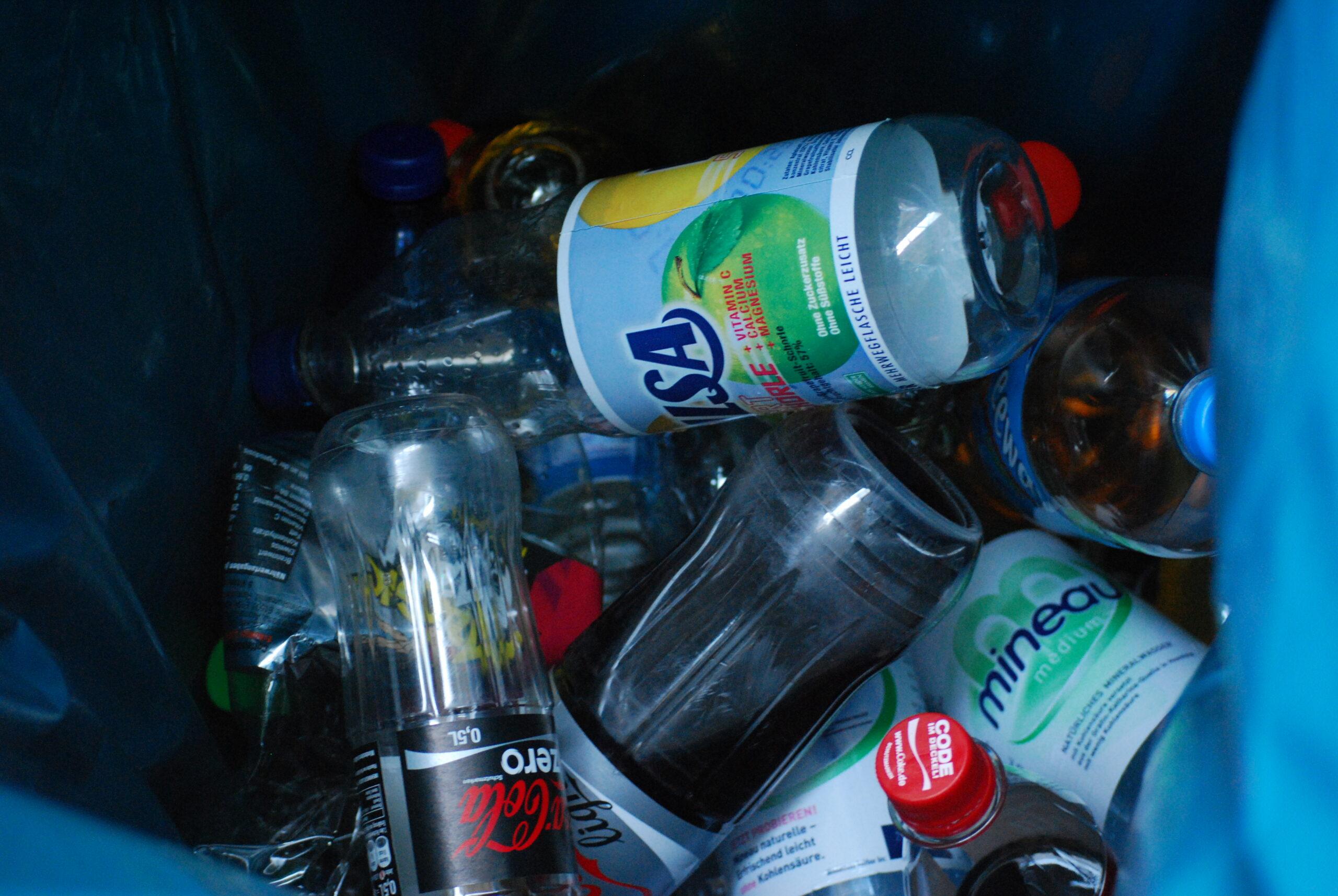 Full Size of Das Grne Punkt Mllsystem Wird 20 Gehet Hin Und Verkndet Die Müllsystem Küche Wohnzimmer Müllsystem