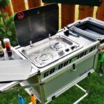 Kitchenbo20 Lucamping Und Outdoor Kche Youtube Mobile Küche Wohnzimmer Mobile Outdoorküche