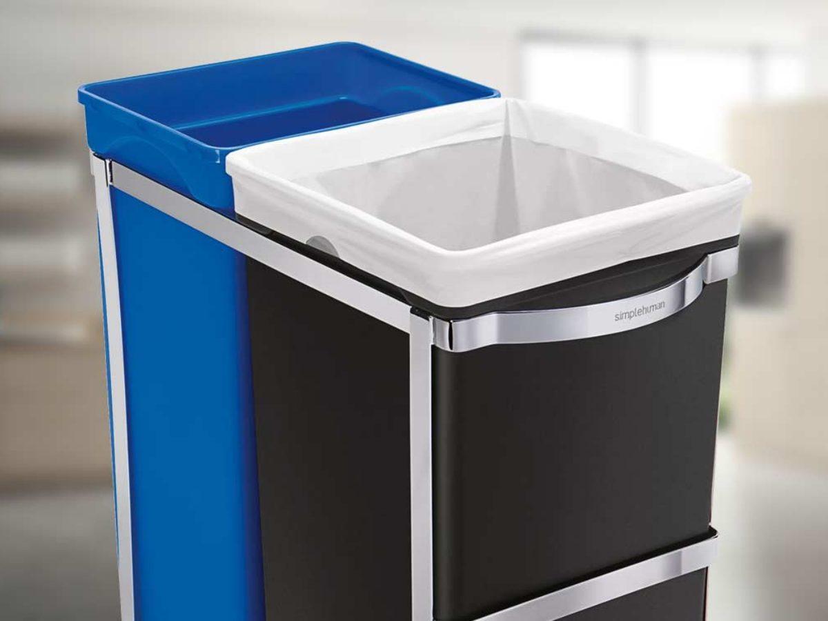 Full Size of Ausziehbarer Mlleimer Fr Kchenschrank Unter Sple Recyclingcom Wohnzimmer Küchenabfalleimer