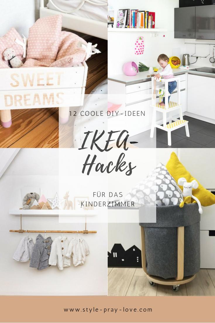 Full Size of Ikea Hacks Aufbewahrung 12 Coole Frs Kinderzimmer Style Pray Love Sofa Mit Schlaffunktion Aufbewahrungssystem Küche Modulküche Aufbewahrungsbehälter Wohnzimmer Ikea Hacks Aufbewahrung
