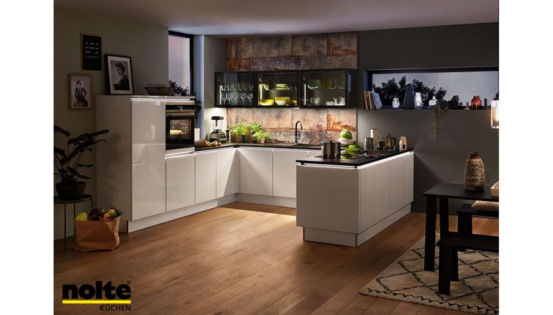 Full Size of Nolte Glas Tec Plus L Glastecplus Form Küche Betten Schlafzimmer Küchen Regal Wohnzimmer Nolte Küchen Glasfront