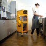 Gastro Küche Gebraucht Wohnzimmer Rieber Grohmann Gesellschaft Mbh Küche Sideboard Mit Arbeitsplatte Pendelleuchte Arbeitsplatten Kurzzeitmesser Rosa Modul Gardinen Für Die Beistelltisch