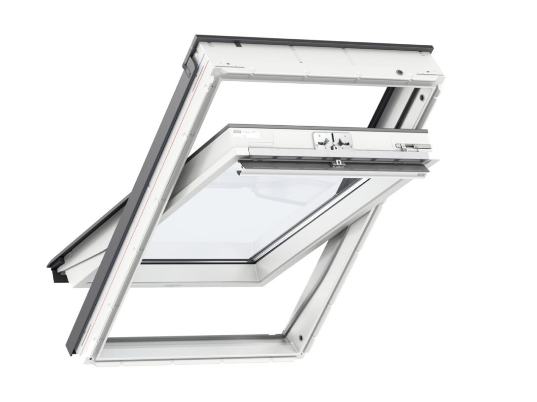 Large Size of Velux Scharnier Original Veludachfenster Kunststoff Thermo Star 78 160 Mit Fenster Rollo Einbauen Kaufen Ersatzteile Preise Wohnzimmer Velux Scharnier
