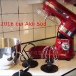 Lidl Küchen Aldi Ambiano Kchenmaschine Im Test Youtube Regal Wohnzimmer Lidl Küchen