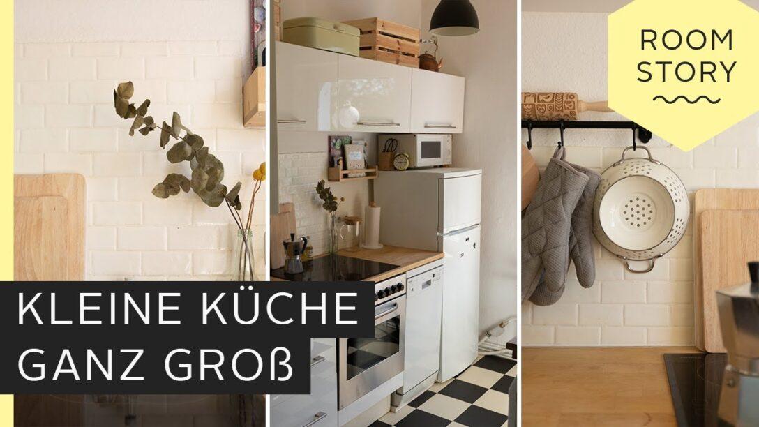 Large Size of Miniküche Ideen Kleine Kche Ganz Gro Tipps Fr Minikche Roombeez Bad Renovieren Wohnzimmer Tapeten Mit Kühlschrank Ikea Stengel Wohnzimmer Miniküche Ideen