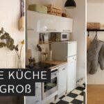 Miniküche Ideen Kleine Kche Ganz Gro Tipps Fr Minikche Roombeez Bad Renovieren Wohnzimmer Tapeten Mit Kühlschrank Ikea Stengel Wohnzimmer Miniküche Ideen