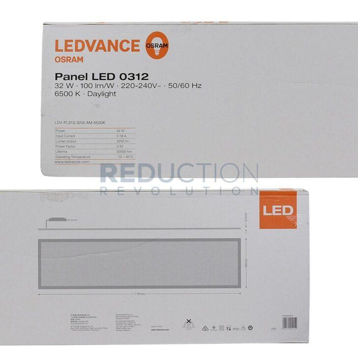 Medium Size of Osram Led Panel Light List 60x60 32w (1200 X 300mm) Planon Plus 300x600mm Ledvance 40w 600x600   4000k Surface Mount Kit Frameless 1200x300mm 60w 3000k Pure Wohnzimmer Osram Led Panel