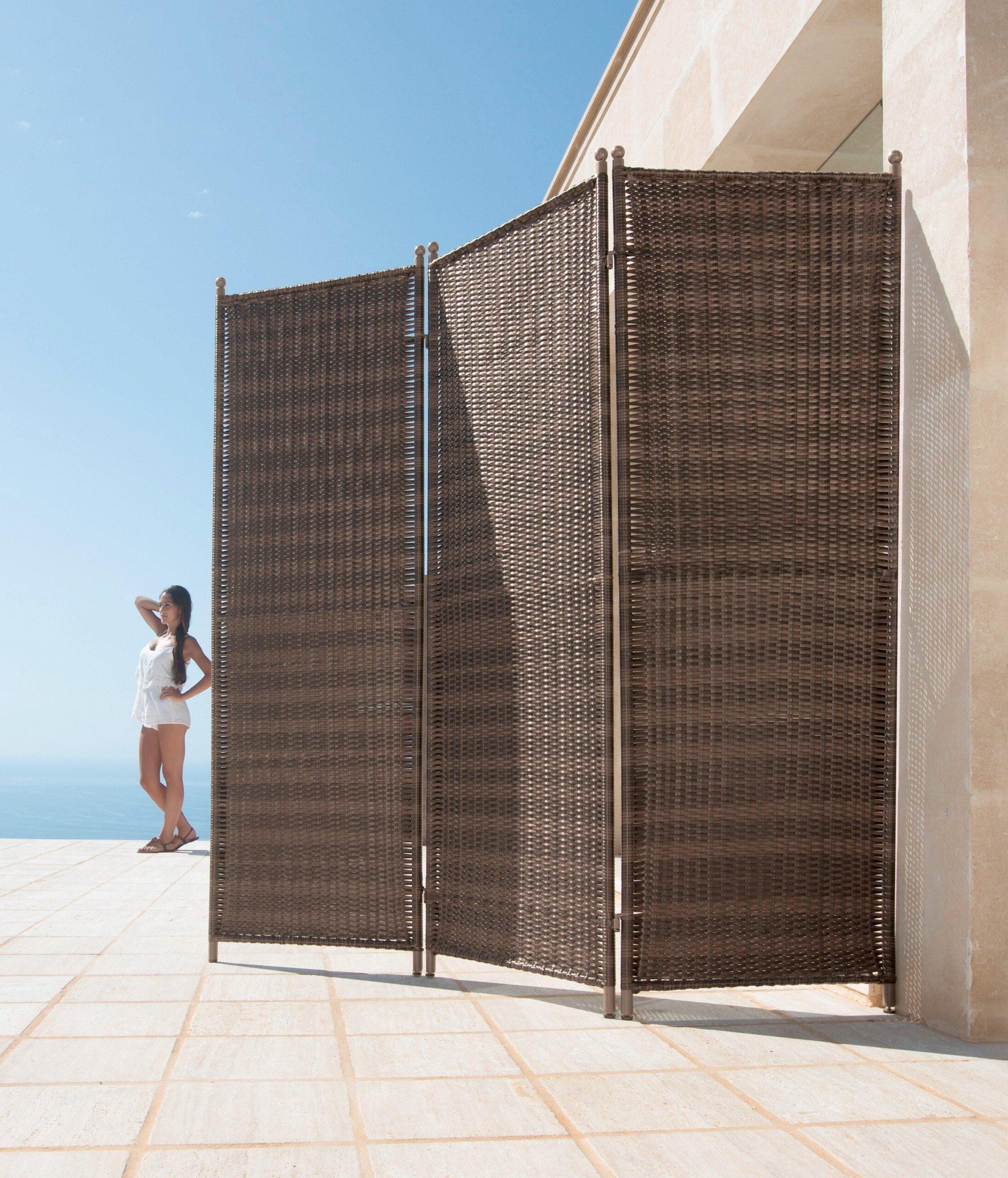 Full Size of Merxparavent Geflecht Paravent Garten Outdoor Küche Edelstahl Kaufen Wohnzimmer Outdoor Paravent