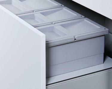Küchenabfalleimer Wohnzimmer Küchenabfalleimer Mlleimer Fr Kche Schublade 50 L Mit Sensor