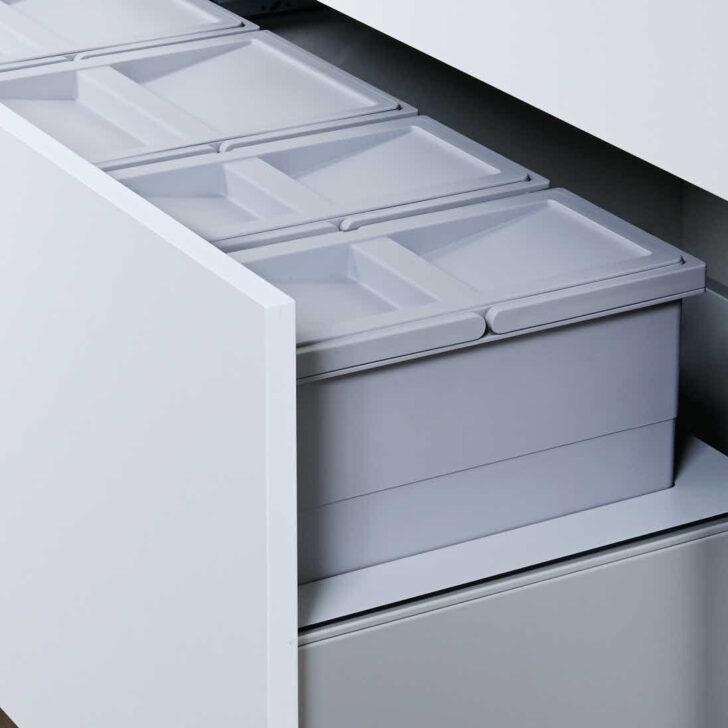 Medium Size of Küchenabfalleimer Mlleimer Fr Kche Schublade 50 L Mit Sensor Wohnzimmer Küchenabfalleimer