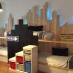Kura Hack Ikea 2 Beds Storage Bed Montessori Slide Stairs House Double Bunk Instructions Wohnzimmer Kura Hack