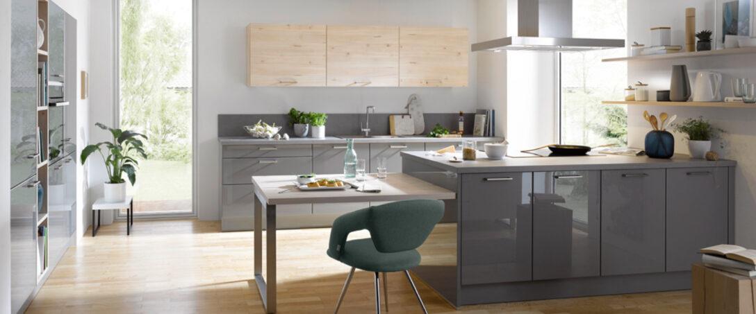 Large Size of Freistehende Küchen Kche Als Neues Wohnzimmer Einbaukchen Fr Ganze Familie Regal Küche Wohnzimmer Freistehende Küchen