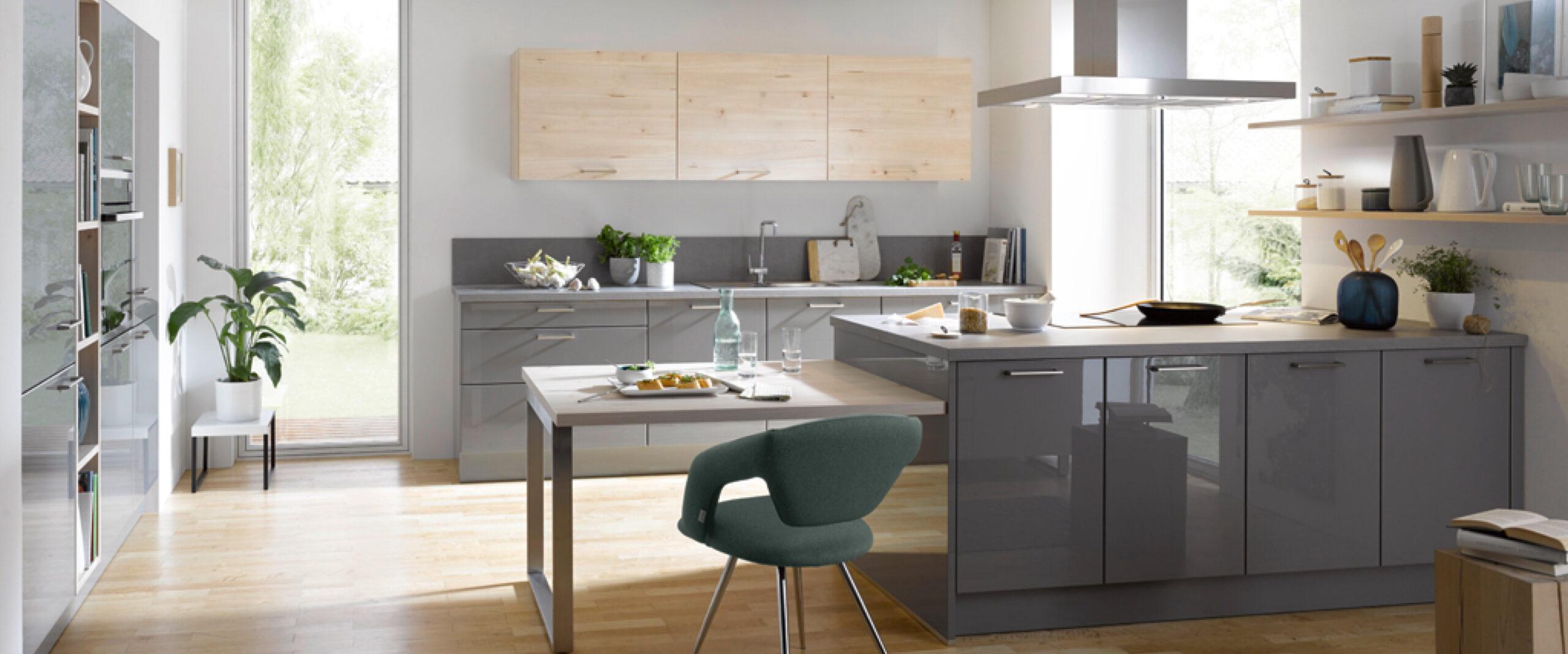 Full Size of Freistehende Küchen Kche Als Neues Wohnzimmer Einbaukchen Fr Ganze Familie Regal Küche Wohnzimmer Freistehende Küchen