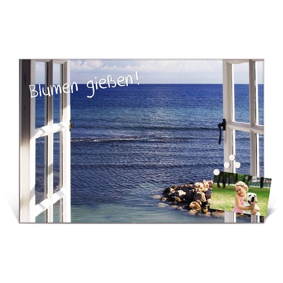Large Size of Banjado Glas Magnettafel Mit 4 Magneten Magnetwand 60x40cm Gro Küche Gewinnen Finanzieren Ikea Miniküche Werkbank Günstig Elektrogeräten Wasserhahn Wohnzimmer Memoboard Küche