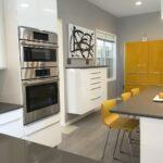 Ikea Kitchen 10 Ringhult White With High Gloss Yellow Accent Miniküche Küche Kosten Sofa Mit Schlaffunktion Betten Bei Modulküche Kaufen 160x200 Wohnzimmer Ringhult Ikea