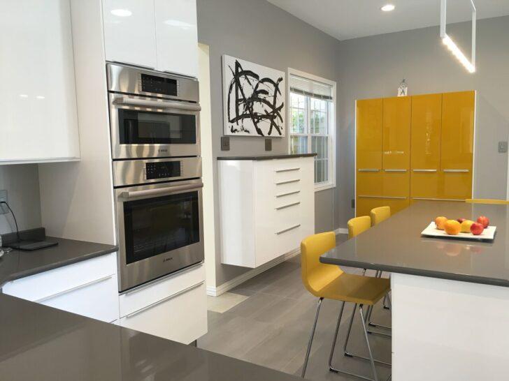 Medium Size of Ikea Kitchen 10 Ringhult White With High Gloss Yellow Accent Miniküche Küche Kosten Sofa Mit Schlaffunktion Betten Bei Modulküche Kaufen 160x200 Wohnzimmer Ringhult Ikea