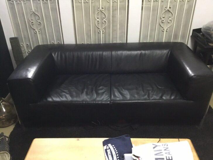 Medium Size of Couch Ausklappbar Sofa Cardiff 3 Sitzer Braun Echtleder Gnstig Kaufen Ebay Ausklappbares Bett Wohnzimmer Couch Ausklappbar