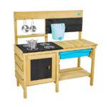 Tp Toys Spielkche Deluxe Outdoorkche Matschkche Mit Zubehr Kinder Spielküche Wohnzimmer Spielküche