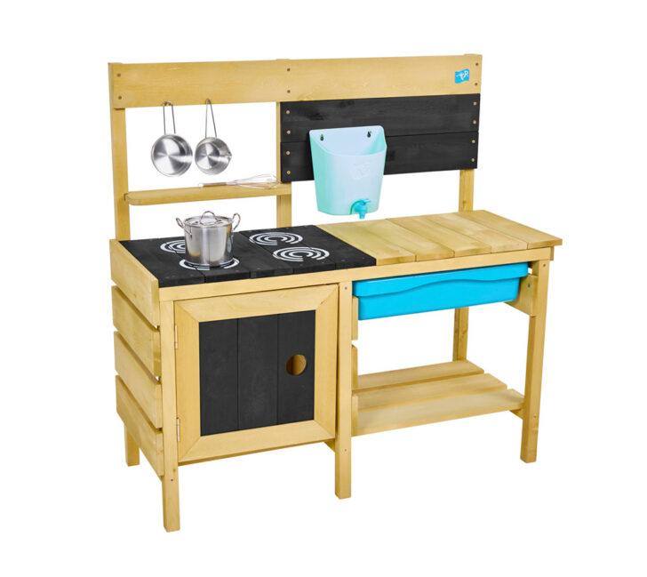 Medium Size of Tp Toys Spielkche Deluxe Outdoorkche Matschkche Mit Zubehr Kinder Spielküche Wohnzimmer Spielküche