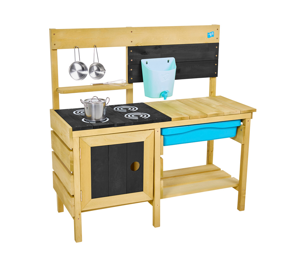 Full Size of Tp Toys Spielkche Deluxe Outdoorkche Matschkche Mit Zubehr Kinder Spielküche Wohnzimmer Spielküche
