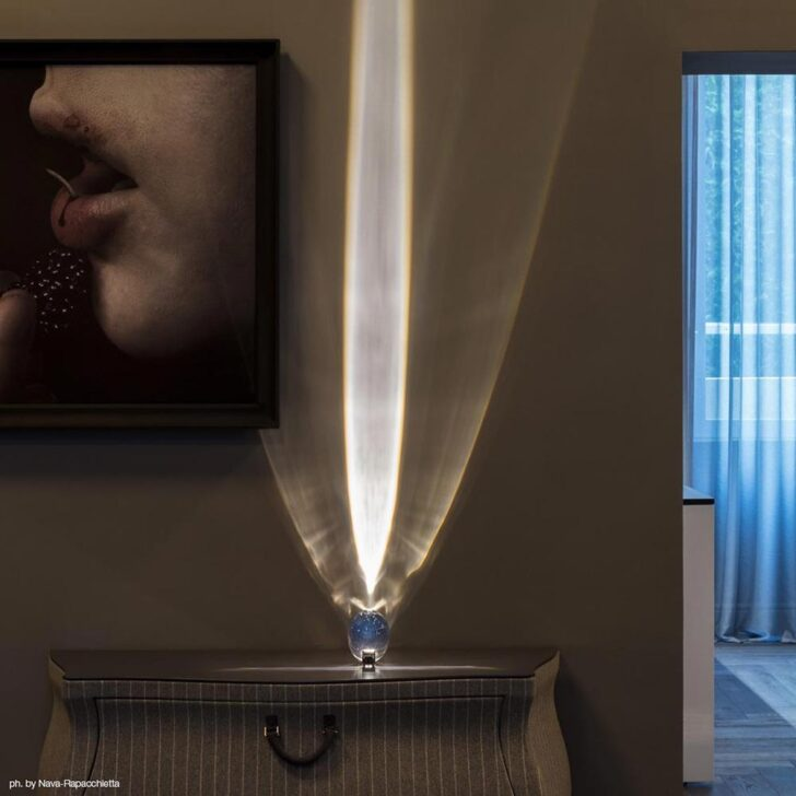 Medium Size of Catellani Smith Atman Led Kristall Tidimmbar 87018 Stehlampen Wohnzimmer Stehlampe Schlafzimmer Wohnzimmer Kristall Stehlampe
