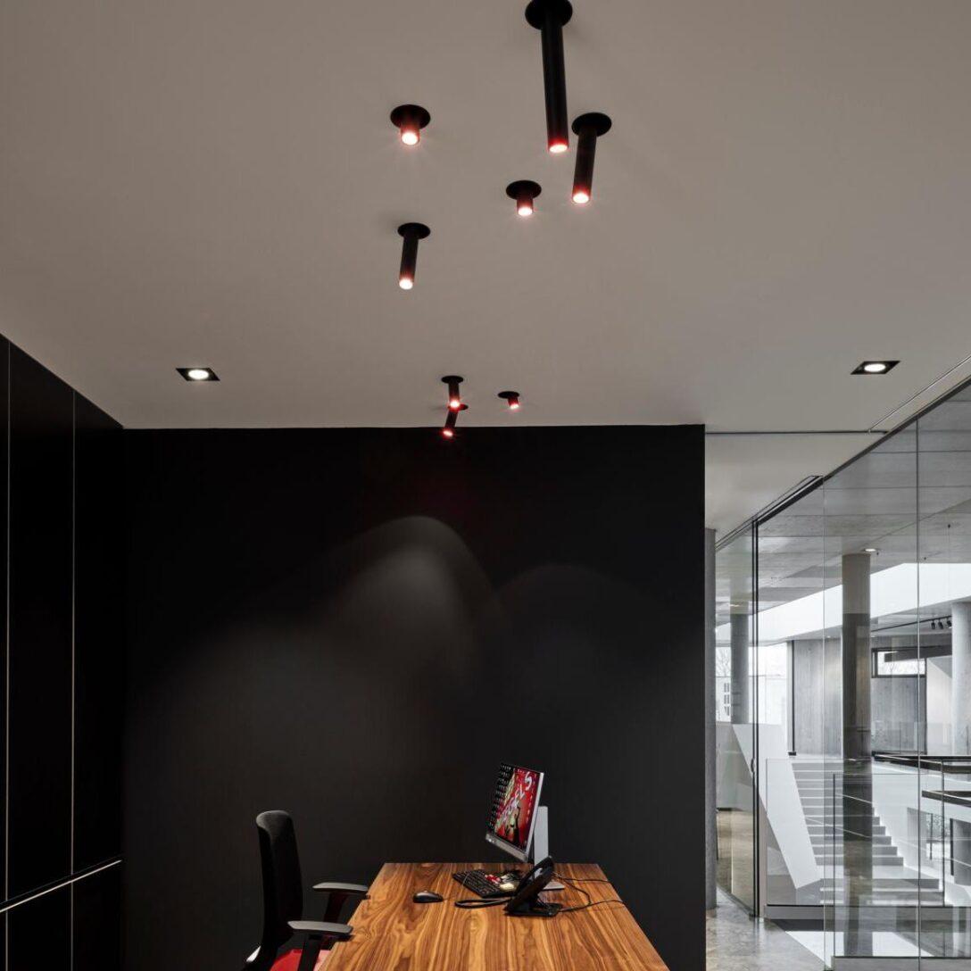 Large Size of Wohnzimmer Deckenstrahler Pivot 1170 Psmlighting Einbau Innenraum Deckenleuchte Gardinen Wandbild Großes Bild Teppich Stehlampe Lampe Deckenlampe Sofa Kleines Wohnzimmer Wohnzimmer Deckenstrahler