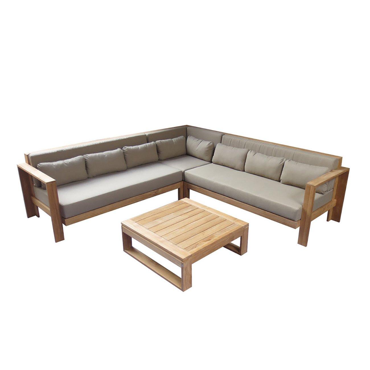 Full Size of Garten Loungemöbel Holz Günstig Wohnzimmer Outliv Loungemöbel