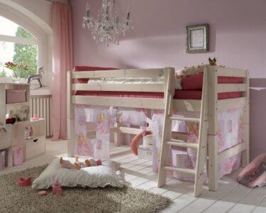Halbhohes Hochbett Wohnzimmer Halbhohes Hochbett Infanskids Prinzessinnen Mit Spielhhle Von Bett
