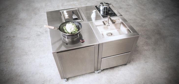 Medium Size of Modulkchen Kchentechnik Plus Dunstabzugshauben Beratung Und Wohnzimmer Modulküchen