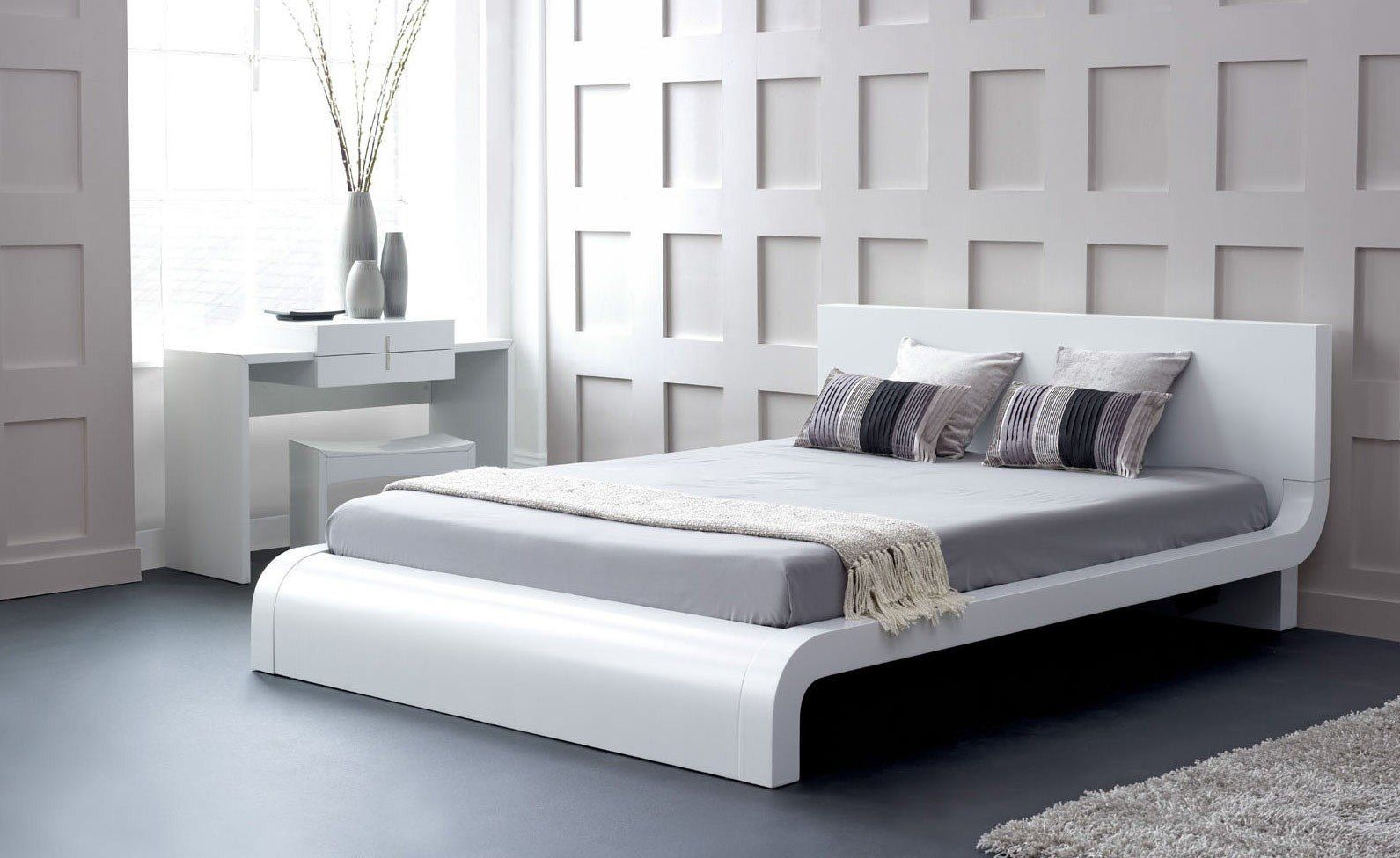 Full Size of Niedrige Betten 20 Coole Und Komfortable Moderne Bettdesigns Wohnwert Ebay Ruf Preise Kopfteile Für Amerikanische Nolte Schlafzimmer Hülsta 100x200 Wohnzimmer Niedrige Betten