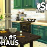 Sims 4 Haus Bauen Landhaus 5 Kche Einrichten Deutsch Miniküche Einbau Mülleimer Küche Ebay Apothekerschrank Esstisch Landhausstil Barhocker Mit Wohnzimmer Küche Landhaus Grün