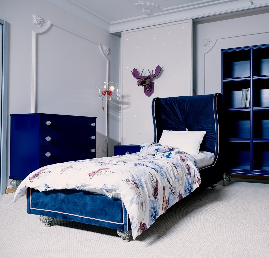 Full Size of Jugendbett 90x200 Kinderbett Holz Luxus Exclusiv Art Deco Bett Mit Lattenrost Kiefer Weißes Weiß Und Matratze Bettkasten Schubladen Betten Wohnzimmer Jugendbett 90x200