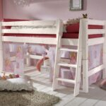Mädchenbetten Mdchen Betten Kinderzimmer Hochbett Fr 2015 25 Joop Wohnzimmer Mädchenbetten