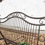 Regale Metall Regal Bett Weiß Wohnzimmer Gartenschaukel Metall
